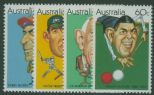 AUS SG766-9 Sport Personalities set of 4